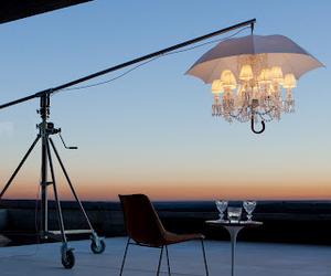 Philippe Starck Reinterprets Baccarat Chandelier