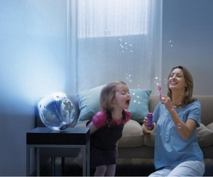Philips Color-Changing LED Lamp