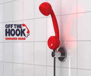 Phone Shower Head