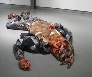Photo Sculptures by Susy Oliveira