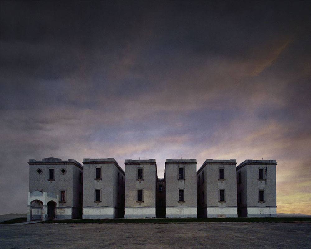 Photography Architecture Series By Ed Freeman