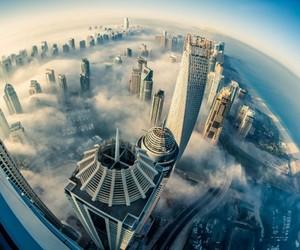 Photos of Dubai's Skycrapers by Sebastian Opitz