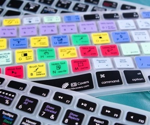 Photoshop Keyboards Short Skin