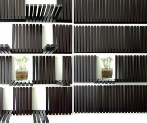 Piano Shelf by Sebastian Errazuriz