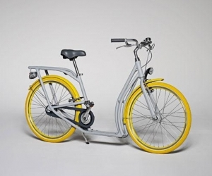 PIBAL – Urban Bike-Scooter