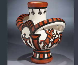 Picasso's First-Edition Ceramics on the Auction Block