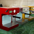 PID-Controlled Espresso Machine