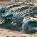 Pierre Carreau Photographs Waves