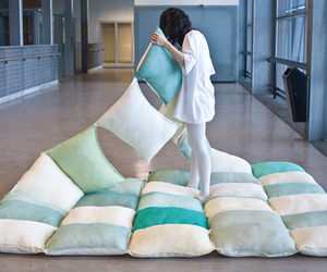 Pillow Blanket by Joon & Jung