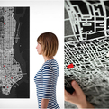 Pin City Wall Maps
