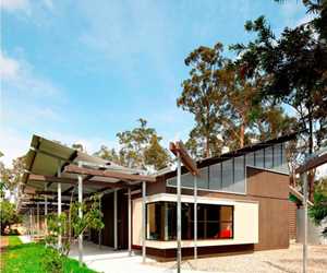Pine Community School by Riddel Architecture