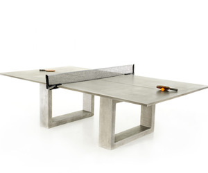 Ping Pong Dining Table by James DeWulf