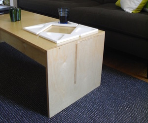 Pinwheel Coffee Table by Confluence