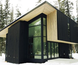 Pioneer Cabin by Form & Forest