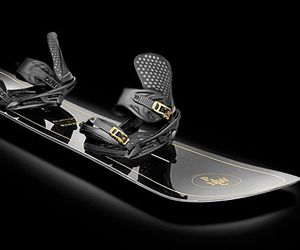 Pirelli Pzero x Burton – Limited Edition Snowboard Set