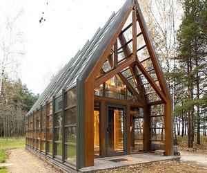 Pirogovo Greenhouse In Russia By Totan Kuzembaev