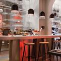 Pisacco Restaurant in Milan by Tiziano Vudafieri,