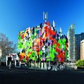 Pixelated Office Building in Australia by Studio 505