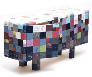 Pixel Credenza by Jay Watson Design