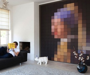 Pixelated Art Pieces by IXXI