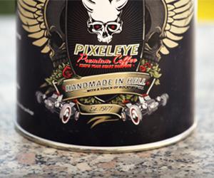 Pixeleye Premium Coffee