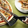 Pizza Scissors and Spatula | All in one Utensil