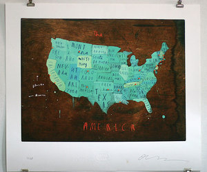 Places In America Print