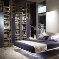 Plana Bed from Presotto Italia