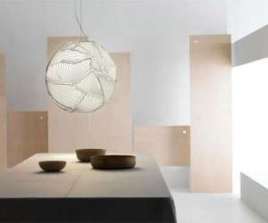 Planet  Suspension  Lighting