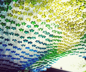 Plastic Bottles | Covered Parking