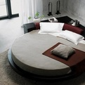 Plato Round Bed by Vig