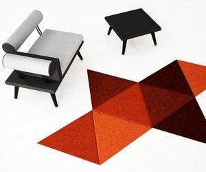 'Platonic' rugs