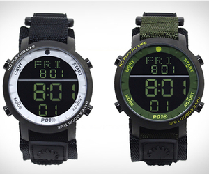 Playdesign Super Digital Watch