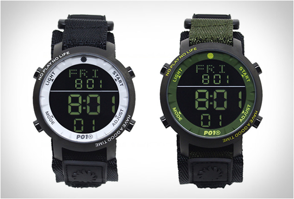 Digital Watch Design