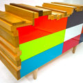 Playful Building Block Inspired Furniture by Sam Scott