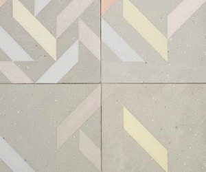Playtime, Concrete Tile by Xiral Segard