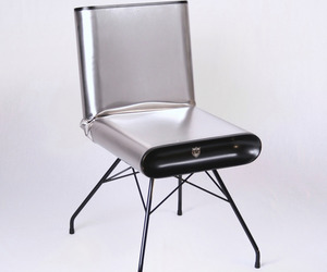 Plee Chair by Shiny Hammer