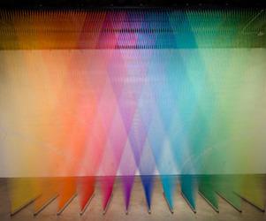 Plexus Series by Gabriel Dawe