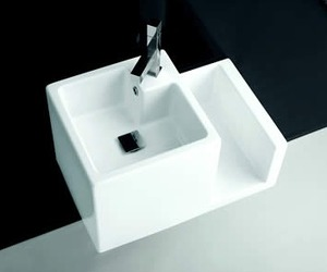 Plus Sink by Althea Ceramica