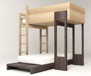 PLUUNK Bunk Beds