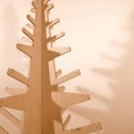 Plywood Reusable Christmas Tree