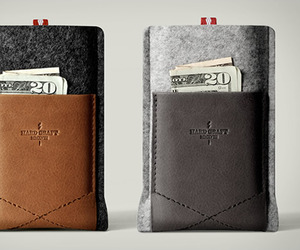 Pocket Phone Case | by Hard Graft