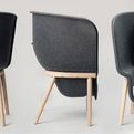 Pod is the new recycled chair for your office