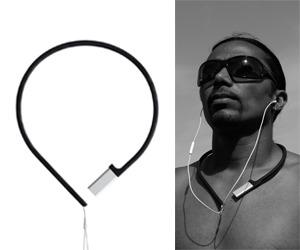Pod à porter - neckband for iPod shuffle