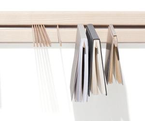 Poet's Book Hanger by Jakob Jørgensen