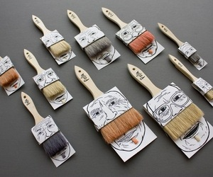 Poilus Brush Packaging by Simon Laliberte