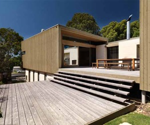 Point Lonsdale House by Studio101