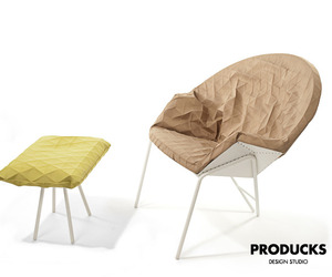 Poli lounge chair by Producks