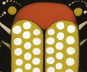 Polka Beetle Tile