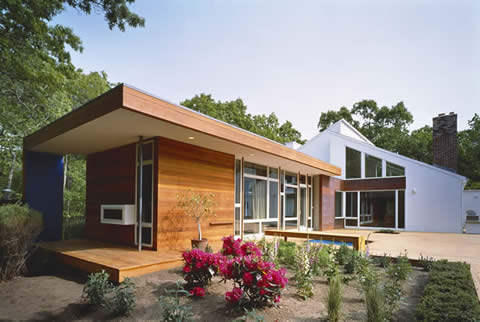 Pool House Design By Hanrahan Meyers Architects
